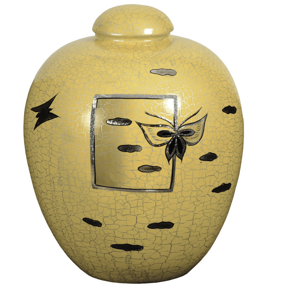 Urne Giroflée - Fibre de verre et résine