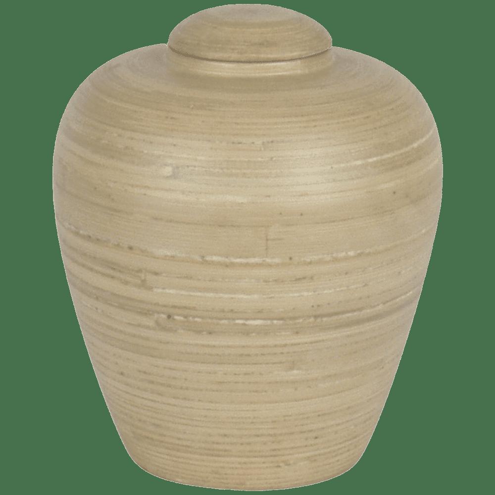 Urne Roseau - Fibre de bambou