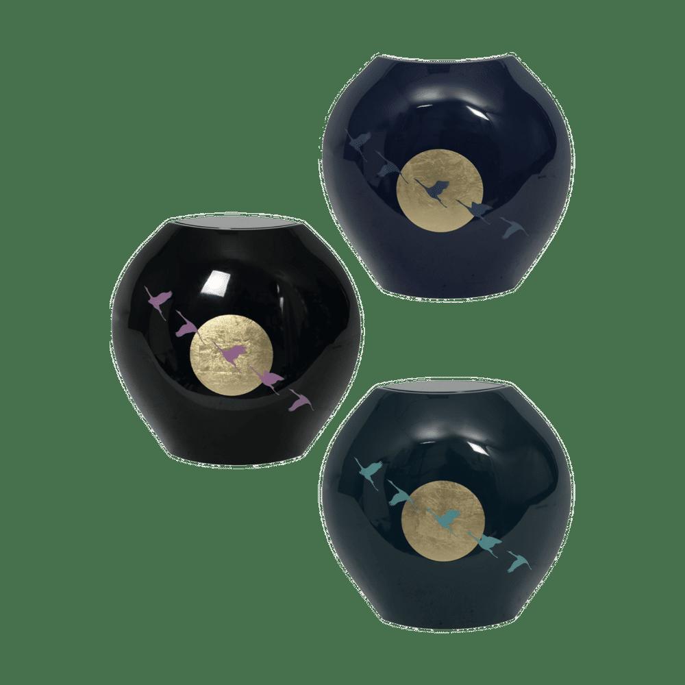 Urne Zéphyr - Fibre de verre et résine